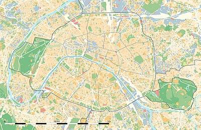 Jardin d\'immeubles de la Porte-de-Vincennes | Owlapps