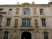 Hôtel des Ambassadeurs de Hollande: 1776–1788 Wohn- und Firmensitz von Beaumarchais. (Quelle: Wikimedia)