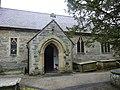 Parish church of Church of St Bridget at Llansantffraid Glyn Dyfrdwy (later re-named Carrog), Sr Ddinbych, Wales 98.jpg