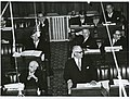 Parliament in Session, Wellington, 1966.jpg