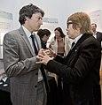 Parodi y Daura inauguraron exposiciones sobre la moneda argentina en el CCK (21841198516).jpg