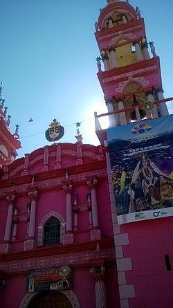 Parroquia de Nuestra Señora del Carmen, Tequexquitla, Tlaxcala.jpg