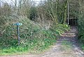 Parting of the ways - geograph.org.uk - 384042.jpg