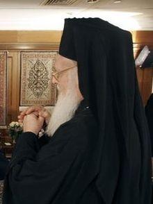 Ο Πατριάρχης Βαρθολομαίος στο Λευκό Οίκο