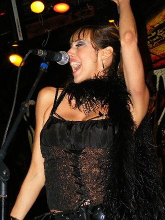 Patricia Vonne - Vonne at Antone's, Austin, TX, 2009