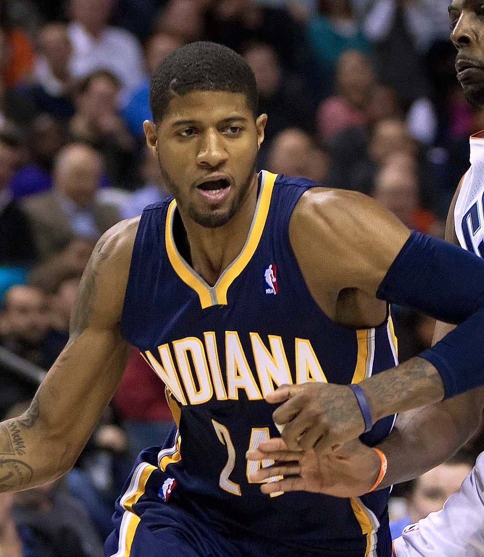 Paul George Pacers