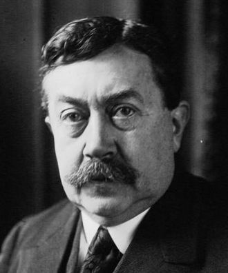 Paul Painlevé - Paul Painlevé in 1923