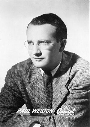 Weston, Paul (1912-1996)
