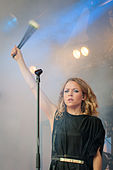 Paula Vesala - Ilosaarirock 2012 2.jpg