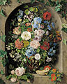 Pauline von Koudelka-Schmerling Blumen in einer Nische.jpeg