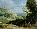 Paulus Bril Landscapoe with goatherds (41046698282).jpg