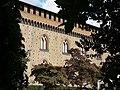 Pavia - Castello Visconteo - Scorcio dal parco.jpg