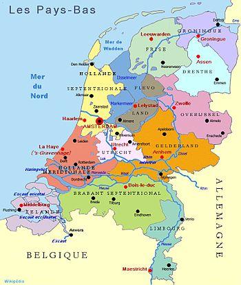 Les Pays-bas ou aussi appelés Hollande 350px-Pays-bas