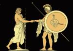 Ο Πελέας στέλνει τον Ιάσωνα να φέρει το χρυσόμαλλο δέρας.