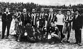 "Peñarol - In 1918, the club won its first domestic title under the name ""Club Atlético Peñarol"""