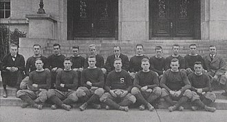 1915 Penn State Nittany Lions football team - Image: Penn State Football 1915