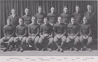 1919 Penn State Nittany Lions football team - Image: Penn State Football 1919