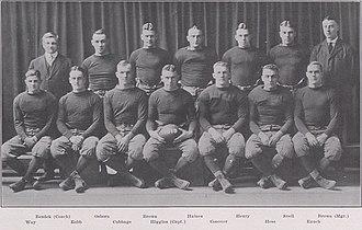 1919 Penn State Nittany Lions football team - Image: Penn State Football 1919