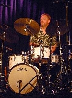 Per Oddvar Johansen Jazz drummer