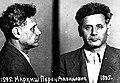 Peretz Markish - MGB (USSR) Prison photo. 1949.jpg