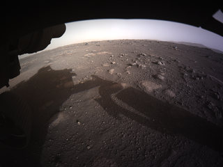 Jezero (crater) Crater on Mars