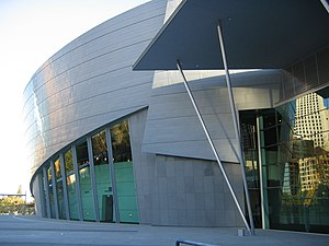 Perth Convention and Exhibition Centre - Ballroom and meeting room exterior