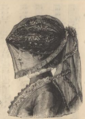 Peterson's Ladies National Magazine, June, 1883 - women's hat fashion 04.png