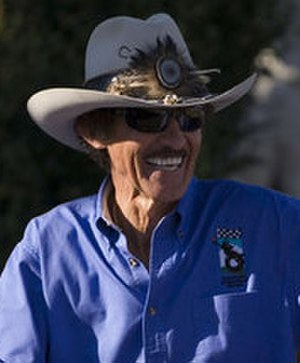 Monster Energy NASCAR Cup Series - Seven-time Winston Cup champion Richard Petty.