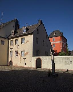 Kirchplatz in Trier