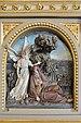 Pfarrkirche St Ulrich Urtijei Angel awakens the prophet Elijah.jpg