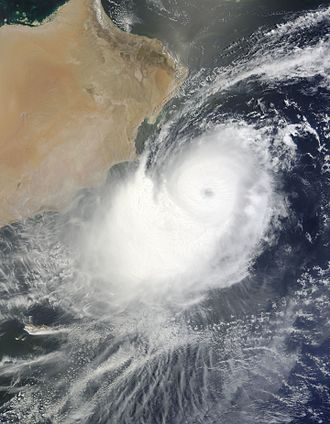 2010 North Indian Ocean cyclone season - Image: Phet 2010 06 02 0655Z