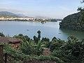 Phewa lake from shanti stupa.jpg