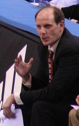 Phil Johnson (basketball, born 1958) - Johnson coaches USC in 2007.