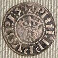 Philippe II denier Bourges 1180 1223.jpg