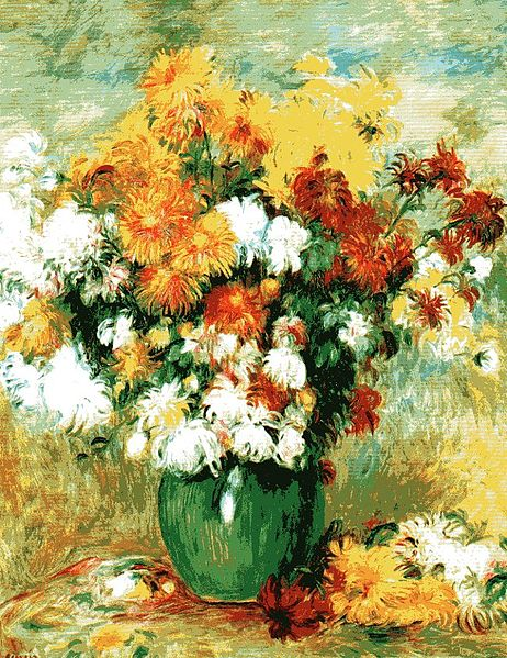 http://upload.wikimedia.org/wikipedia/commons/thumb/d/d6/Pierre-Auguste_Renoir_print_%22Bouquet_of_Chrysanthemums%22_1884.jpg/462px-Pierre-Auguste_Renoir_print_%22Bouquet_of_Chrysanthemums%22_1884.jpg