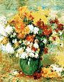 "Pierre-Auguste Renoir print ""Bouquet of Chrysanthemums"" 1884.jpg"