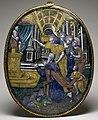 Pierre Reymond - Plaque with Solomon Turning to Idolatry - Walters 44197 (cropped).jpg