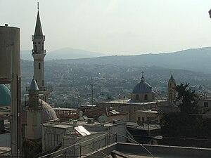 Shefa-'Amr - View of Shefa-'Amr