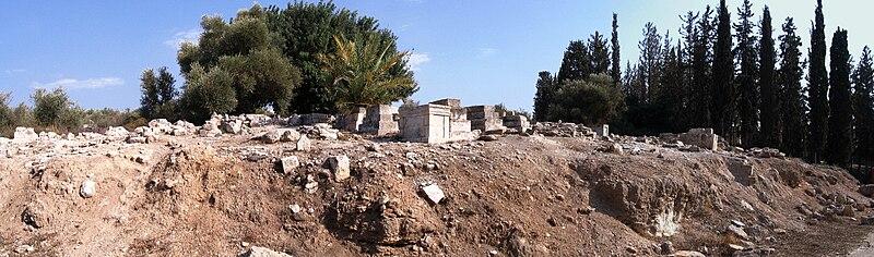 בית הקברות ביחיעם