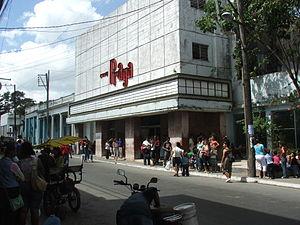 Cinema of Cuba - Cine Praga in Pinar del Rio, Cuba
