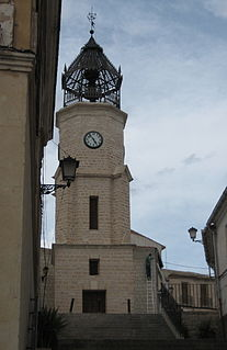 Pinoso Municipality in Valencian Community, Spain