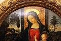 Pinturicchio e bottega, madonna col bambino e san giovannino, 1490-1500 ca. 02.JPG