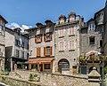 Place de la Fontaine in Villefranche-de-Rouergue 03.jpg