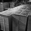 Planovellen van kaarten in het magazijn, Bestanddeelnr 254-5219.jpg
