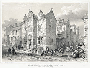Plas Mawr, or, The Great Mansion: situate in High Street, Conway