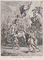 Plate 31- The triumph of Scipio Africanus; from Guillielmus Becanus's 'Serenissimi Principis Ferdinandi, Hispaniarum Infantis...' MET DP874796.jpg