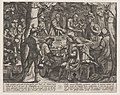 Plate 4- Civilis tells the Dutch Elders that They are Being Treated Like Slaves by the Romans, from The War of the Romans Against the Batavians (Romanorvm et Batavorvm societas) MET DP863201.jpg