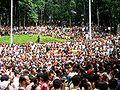 Plateia do show da banda Moinho no Parque da Cidade, Salvador.jpg