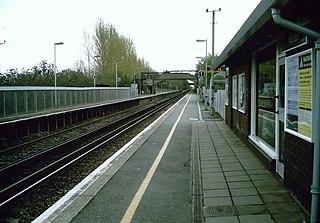 Marden railway station