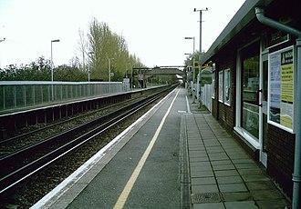 Marden railway station - Marden station
